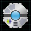 Robo blue icon