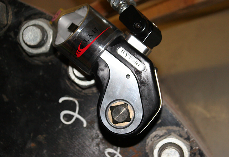 industrial torque tool