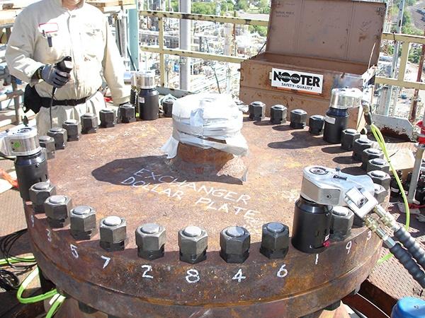 subsea torque tools