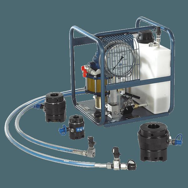 air driven pump