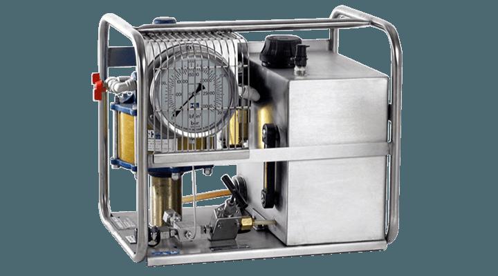 tensioner hydraulic pump
