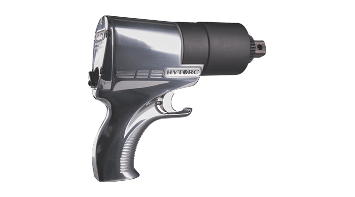 torque controlled impact wrench