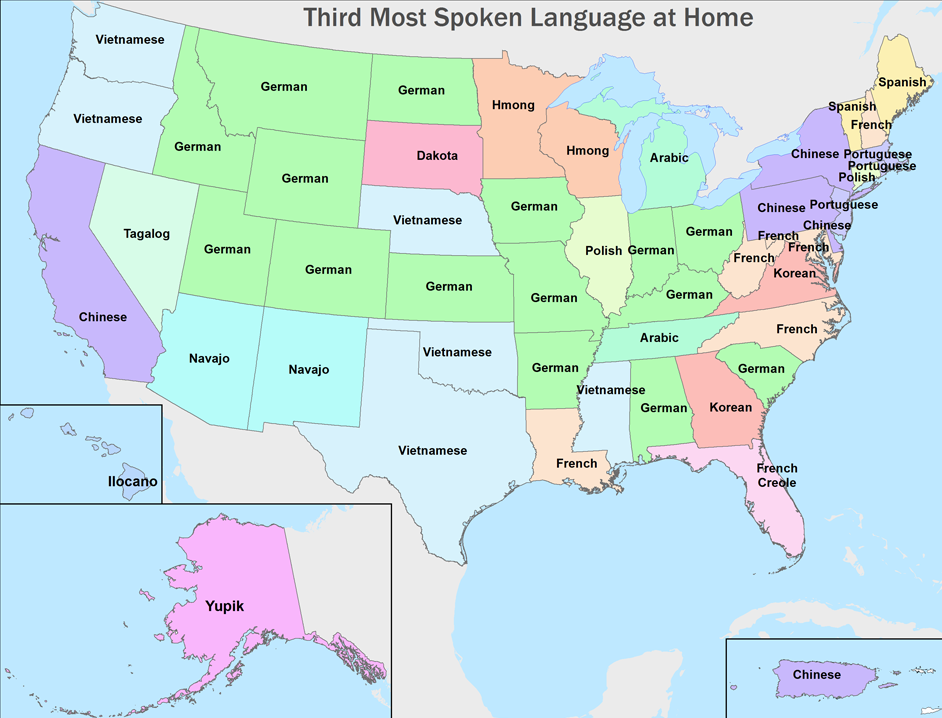 These Incredible Maps Illustrate our Immigrant Heritage on