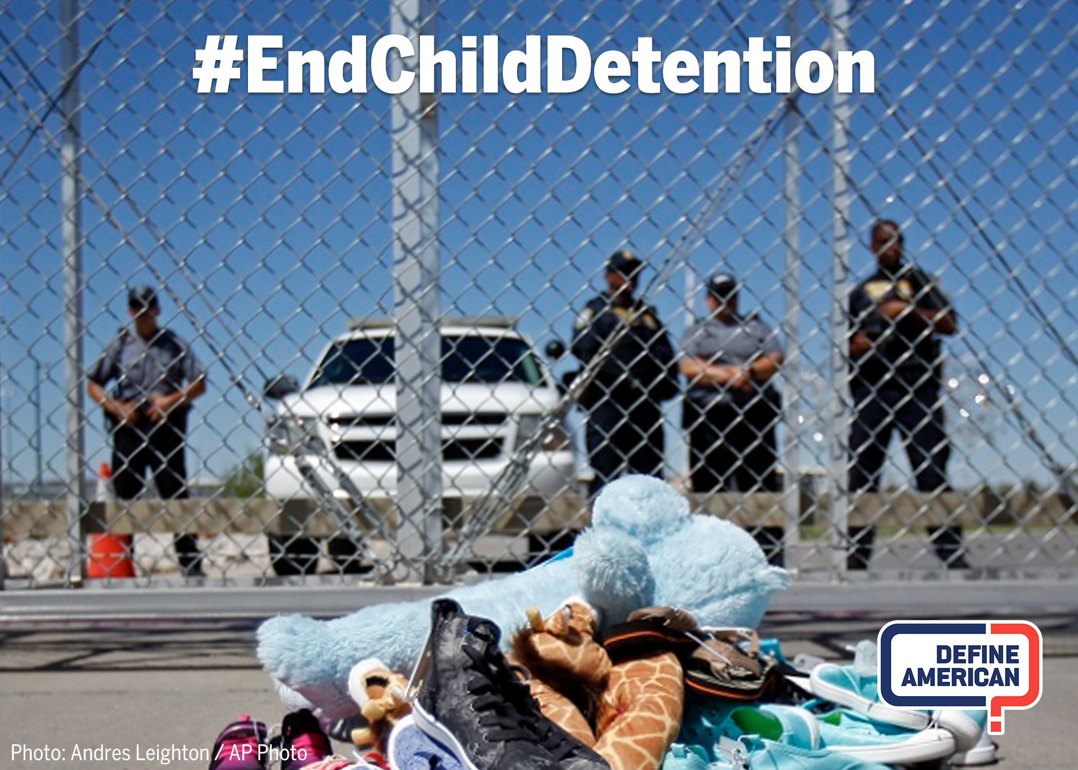 #EndChildDetention