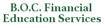 B.O.C Financial Education Services