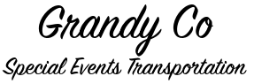 Grandy Co Special Events Transportation