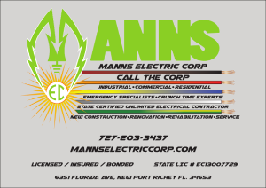 Manns Electric Corp