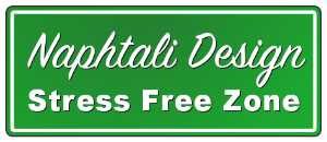Naphtali Design Stress Free Zone