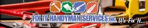 Fix It Handyman Services Inc.