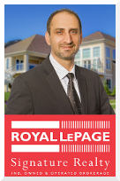 Marwan Zahra - Royal LePage Signature Realty