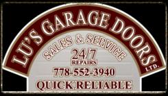 Lu's Garage Doors Ltd