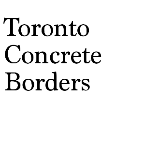 Toronto Concrete Borders
