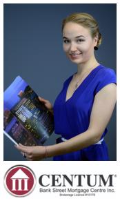 Anna Prikhodko - CENTUM Bank Street Mortgage Inc.