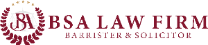 BSA Law Firm, Barrister & Solicitor