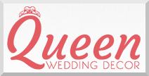 Queen Wedding Decor
