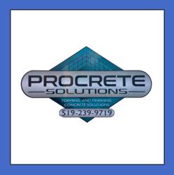 Procrete Solutions