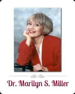 Dr Marilyn S Miller
