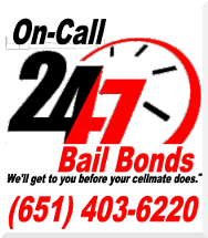 On-Call 24/7 Bail Bonds