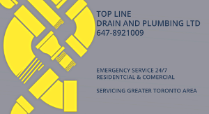 Top Line Drain and plumbing LTD