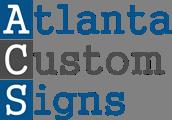 Atlanta Custom Signs