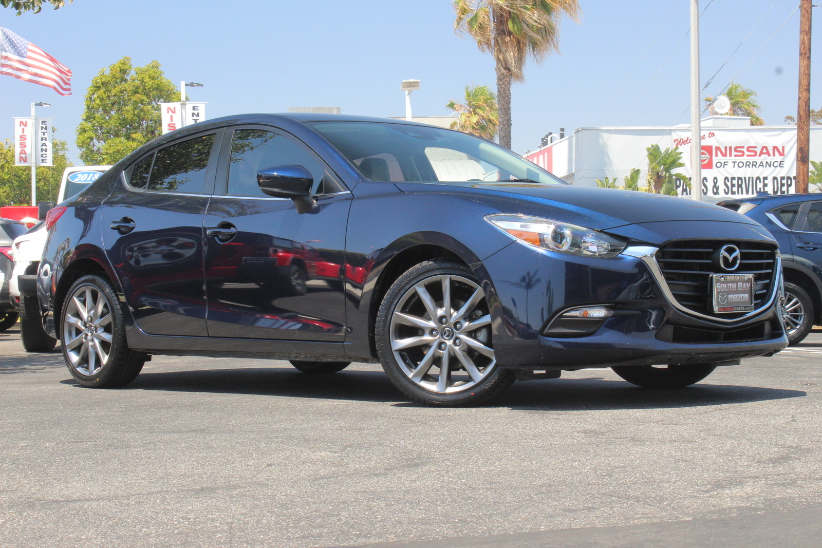 Certified Pre-Owned 2018 Mazda3 Touring Auto