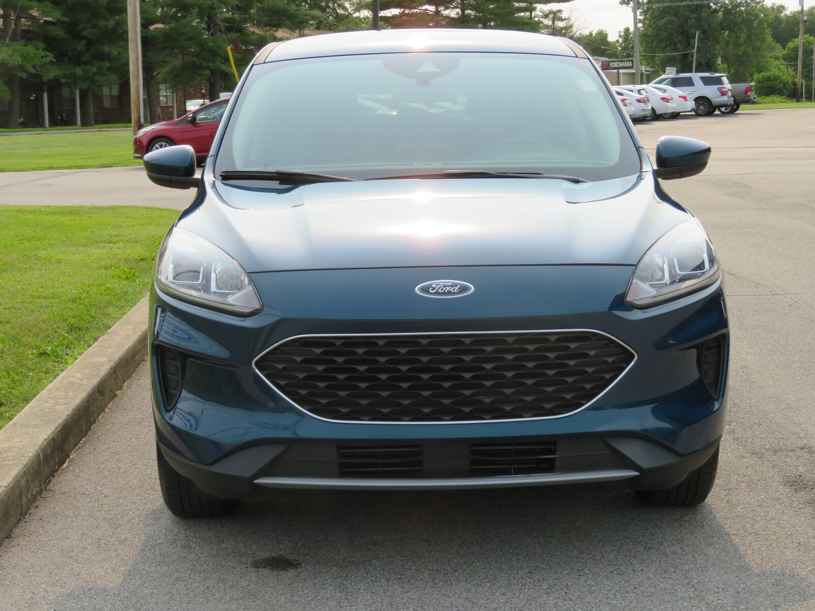 Pre-Owned 2020 Ford Escape SE AWD