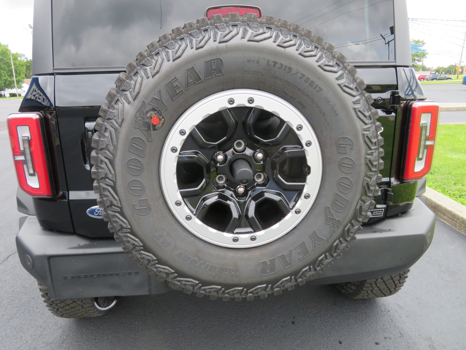 New 2021 Ford Bronco Outer Banks 2 Door Advanced 4x4