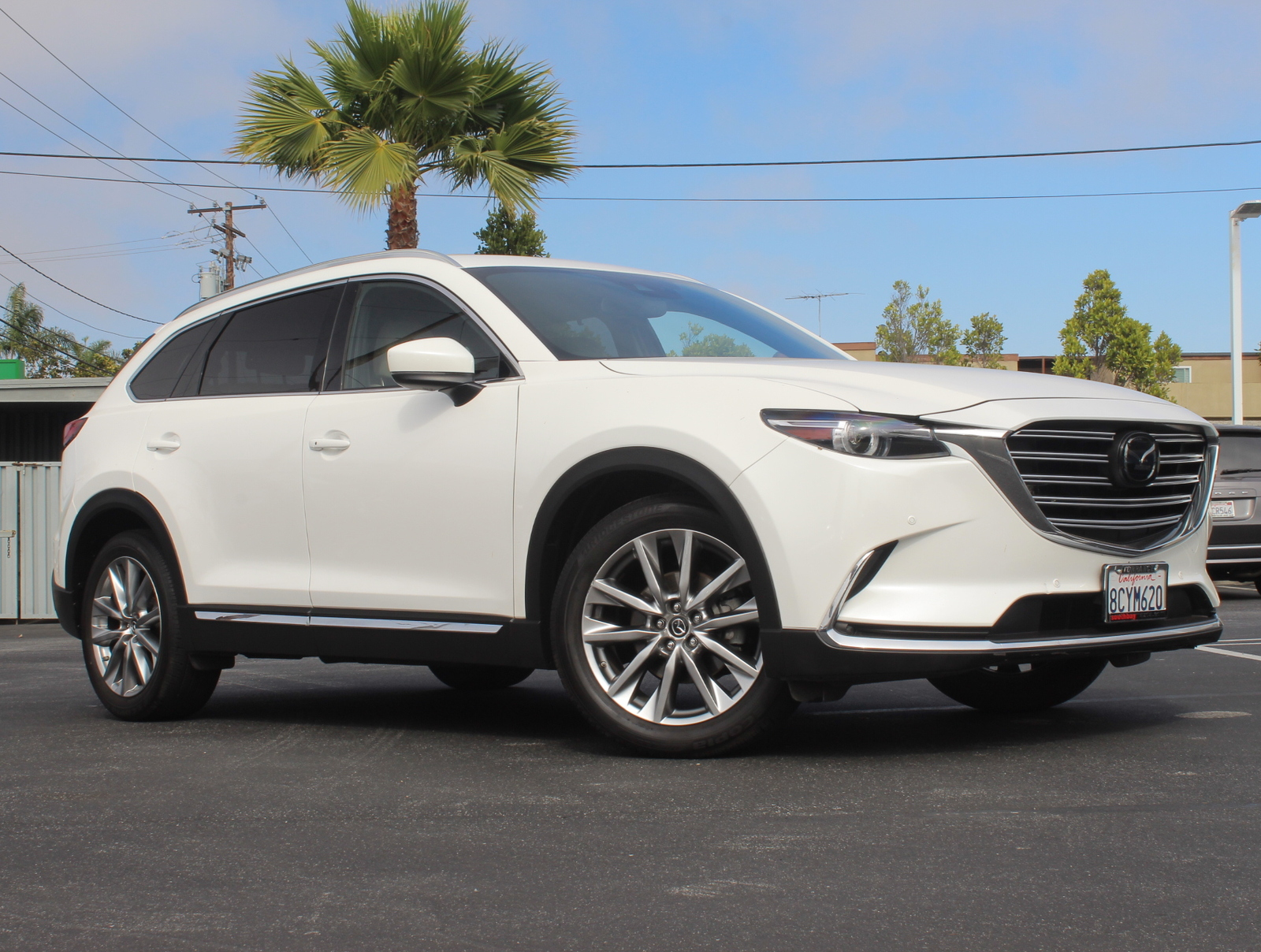 Certified Pre-Owned 2018 Mazda CX-9 Grand Touring FWD