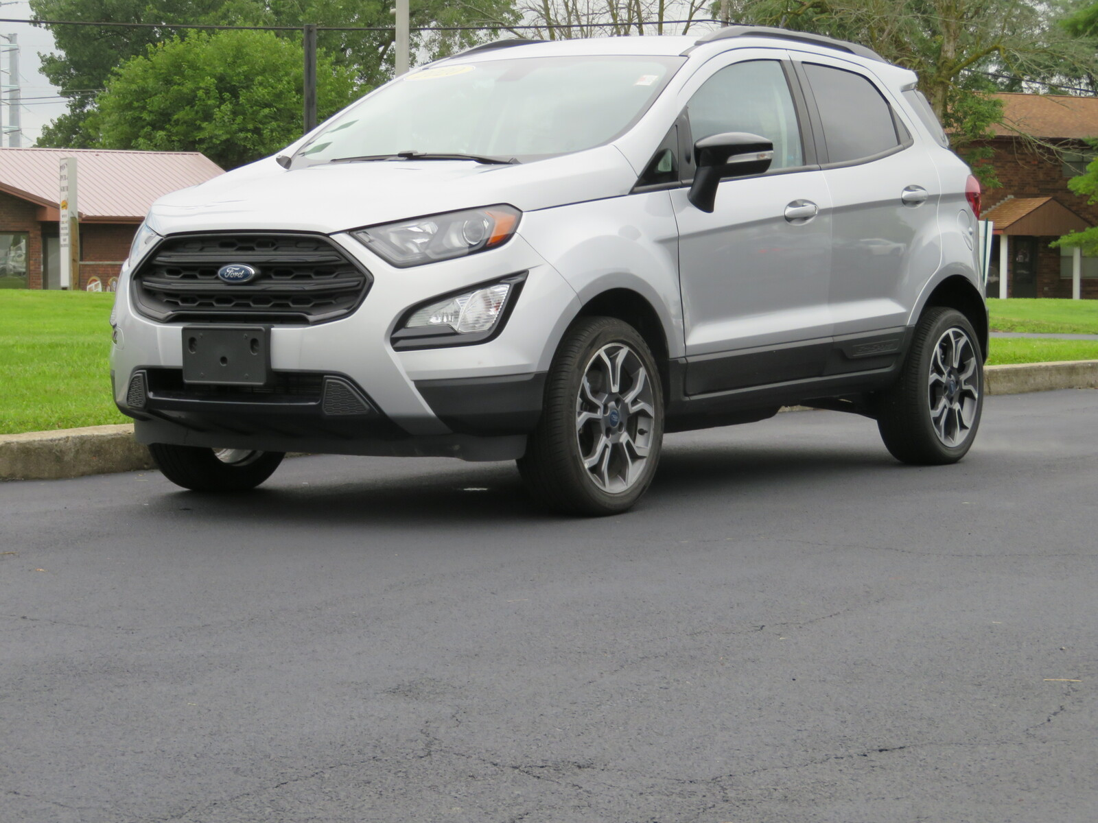 Pre-Owned 2020 Ford EcoSport SES 4WD