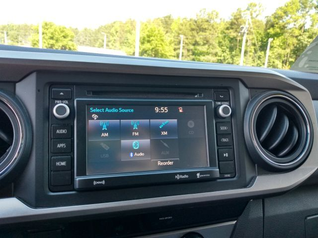 2018 Toyota Tacoma SR5 Double Cab 6' Bed V6 4x4 AT Crew Cab Pickup 4WD 12