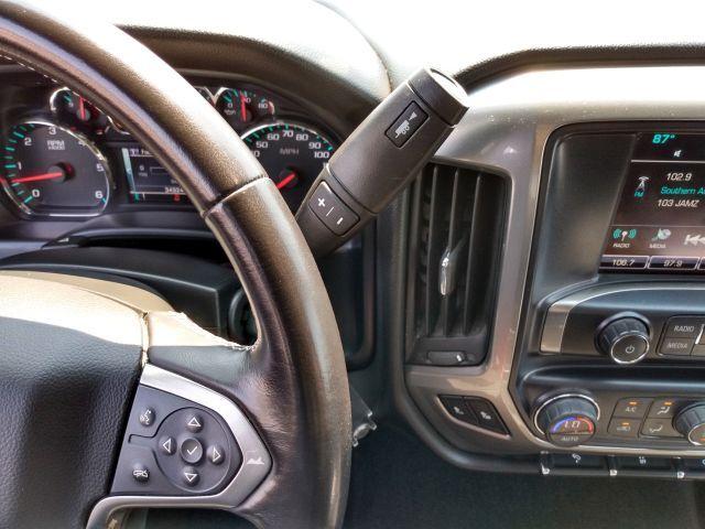 2018 Chevrolet Silverado 1500 4WD Crew Cab 153.0 LT w/1LT Crew Cab Pickup  23