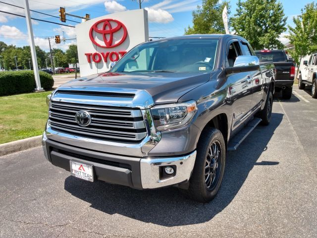 2018 Toyota Tundra Limited Double Cab 6.5' Bed 5.7L Crew Cab Pickup RWD 2