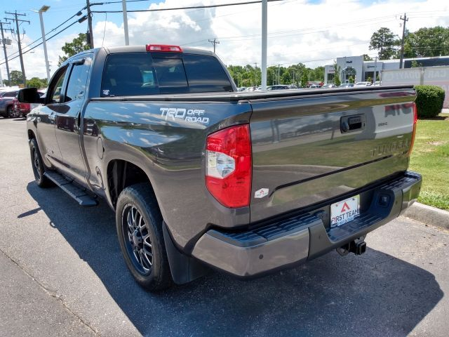 2018 Toyota Tundra Limited Double Cab 6.5' Bed 5.7L Crew Cab Pickup RWD 10