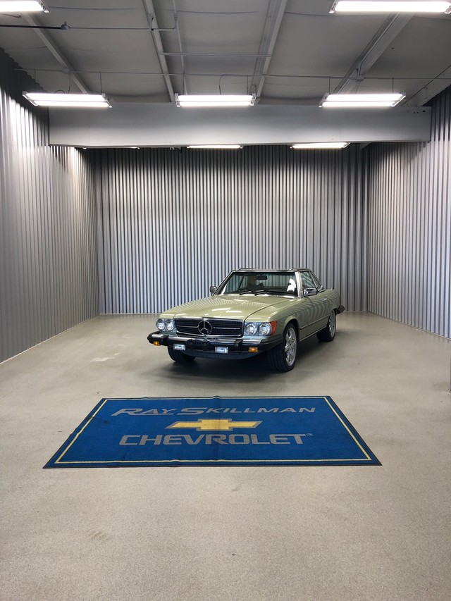 Mercedes Benz Indianapolis >> Pre Owned 1977 Mercedes Benz 450 Sl