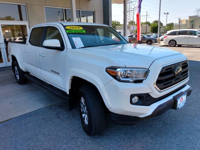 2018 Toyota Tacoma SR5 Double Cab 6' Bed V6 4x4 AT Crew Cab Pickup 4WD 4