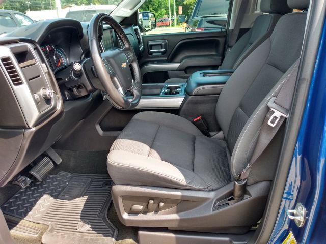 2016 Chevrolet Silverado 1500 2WD Crew Cab 143.5 LT w/1LT Crew Cab Pickup  33