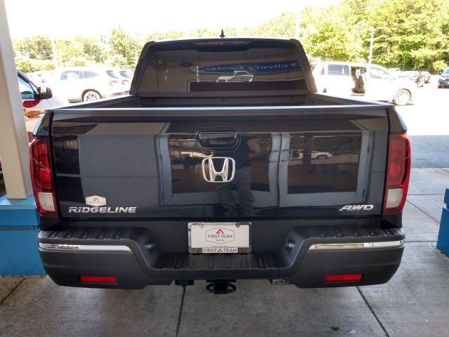 2019 Honda Ridgeline Sport AWD Crew Cab Pickup  6