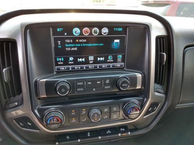 2018 Chevrolet Silverado 1500 4WD Crew Cab 153.0 LT w/1LT Crew Cab Pickup  22