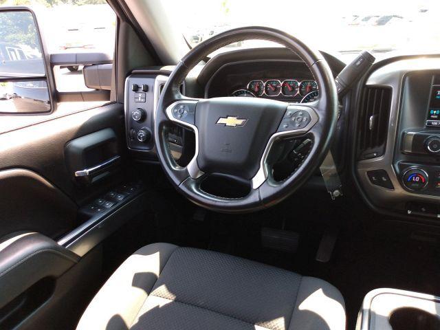 2018 Chevrolet Silverado 1500 4WD Crew Cab 153.0 LT w/1LT Crew Cab Pickup  13