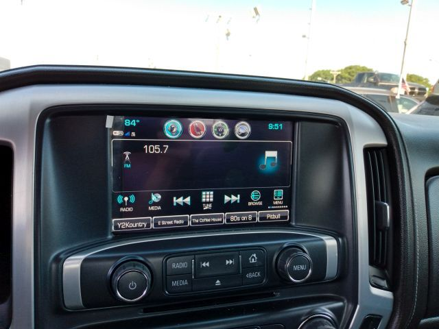 2017 GMC Sierra 1500 4WD Double Cab 143.5 SLT Extended Cab Pickup  11
