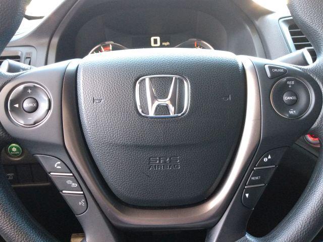 2019 Honda Ridgeline Sport AWD Crew Cab Pickup  11