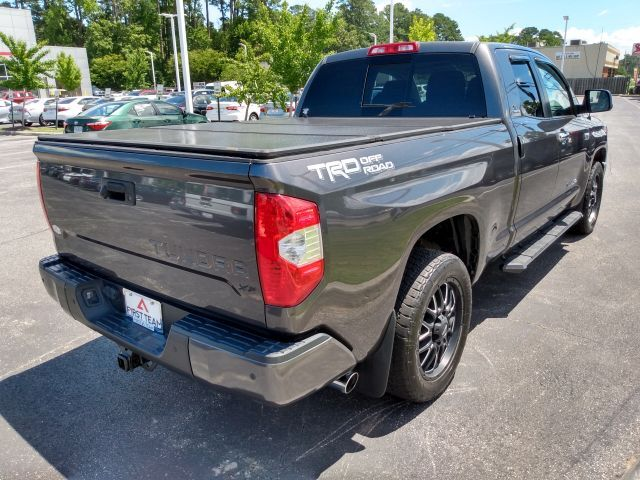 2018 Toyota Tundra Limited Double Cab 6.5' Bed 5.7L Crew Cab Pickup RWD 7