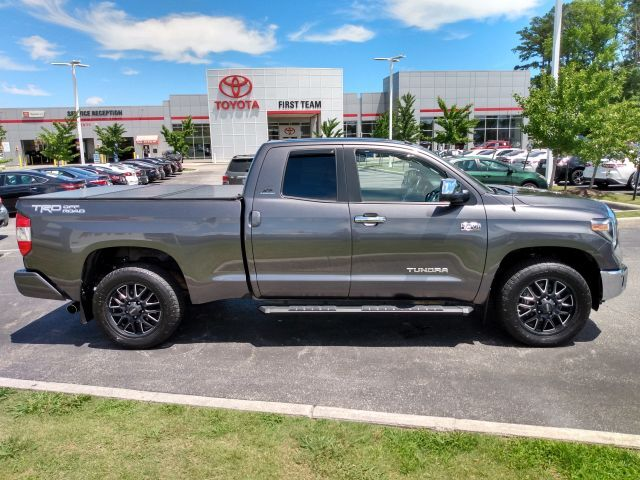 2018 Toyota Tundra Limited Double Cab 6.5' Bed 5.7L Crew Cab Pickup RWD 6