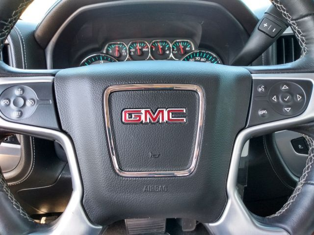 2017 GMC Sierra 1500 4WD Double Cab 143.5 SLT Extended Cab Pickup  9