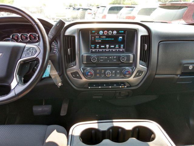 2018 Chevrolet Silverado 1500 4WD Crew Cab 153.0 LT w/1LT Crew Cab Pickup  14