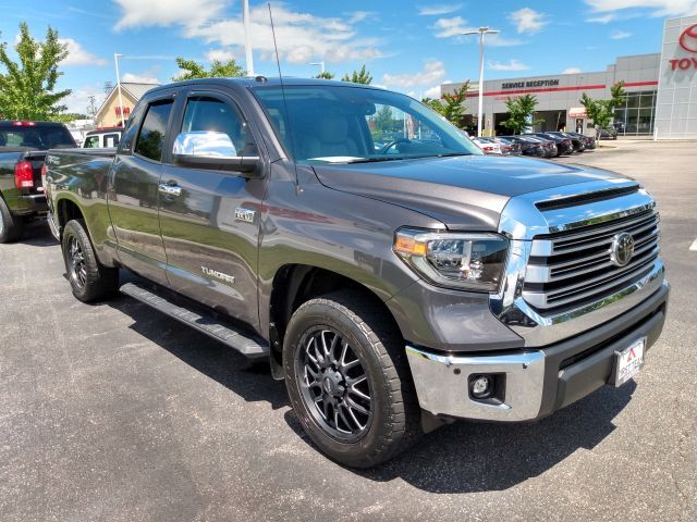 2018 Toyota Tundra Limited Double Cab 6.5' Bed 5.7L Crew Cab Pickup RWD 5