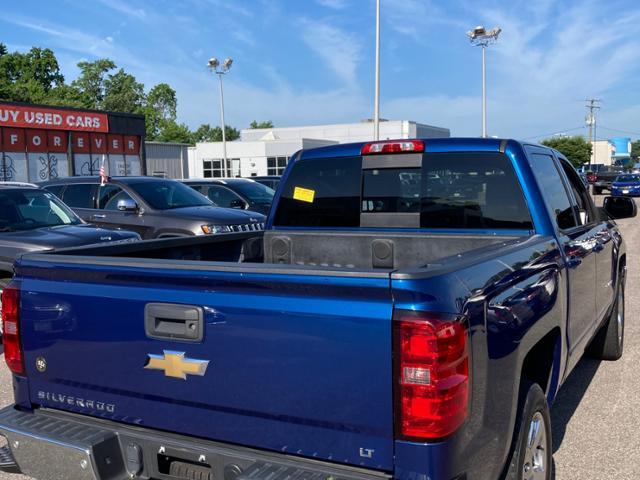 2016 Chevrolet Silverado 1500 2WD Crew Cab 143.5 LT w/1LT Crew Cab Pickup  42