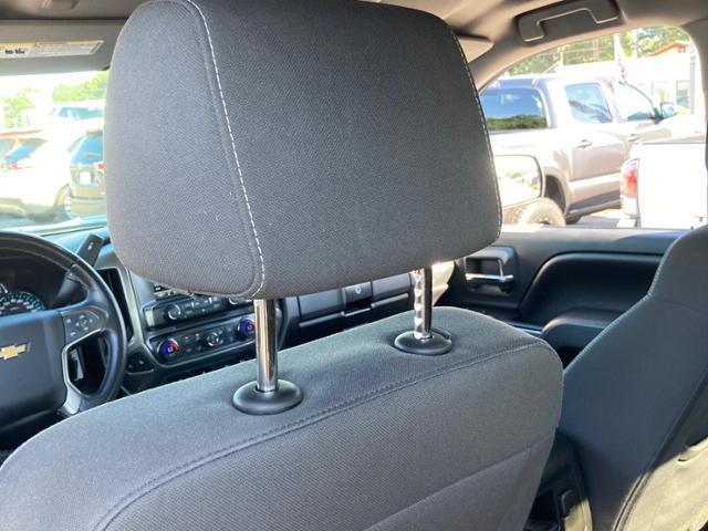 2016 Chevrolet Silverado 1500 2WD Crew Cab 143.5 LT w/1LT Crew Cab Pickup  7