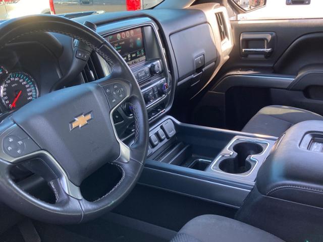 2016 Chevrolet Silverado 1500 2WD Crew Cab 143.5 LT w/1LT Crew Cab Pickup  6