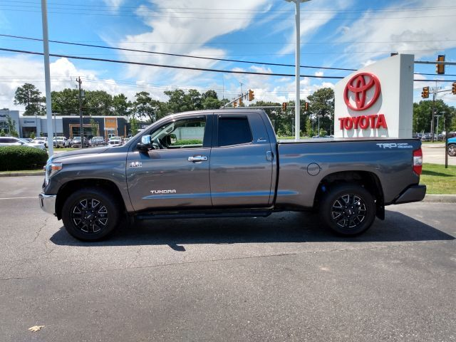 2018 Toyota Tundra Limited Double Cab 6.5' Bed 5.7L Crew Cab Pickup RWD 12